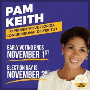 Pam Keith